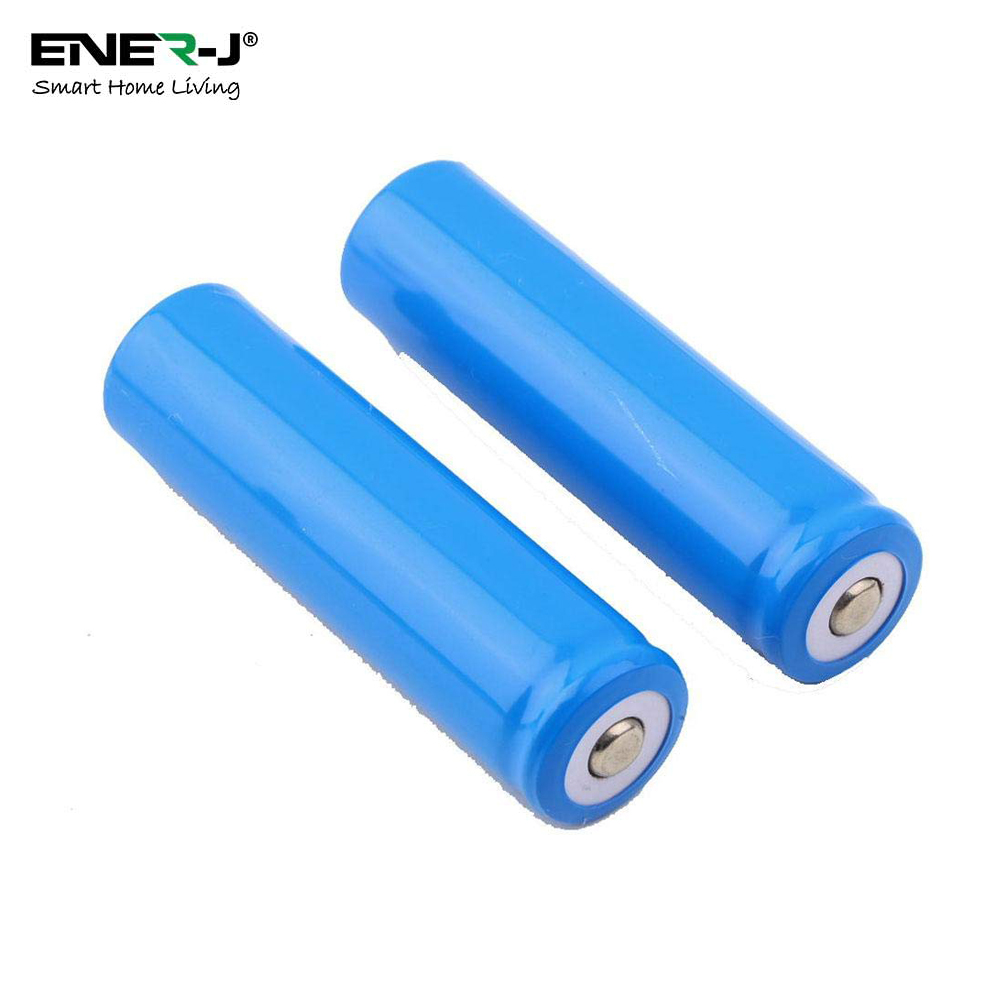 A SET OF 2 BATTERIES (18650 BATTERY WITH 3400 mAh Capacity of each) FOR VIDEO DOORBELL SHA5284