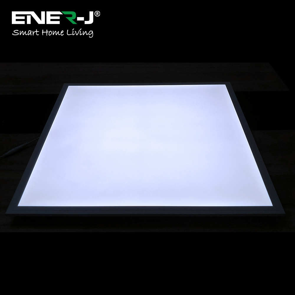 60x60 LED Backlit Ceiling Panel Light, 6000k (set of 2pcs)