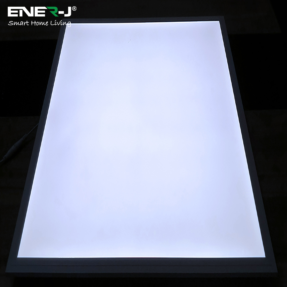 120x60 LED Backlit Ceiling Panel Light, 6000k (set of 2pcs)
