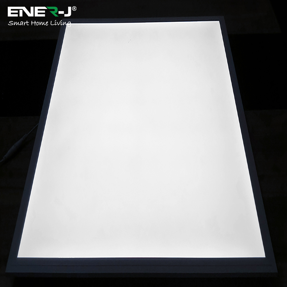 120x60 LED Backlit Ceiling Panel Light, 4000k (set of 2pcs)