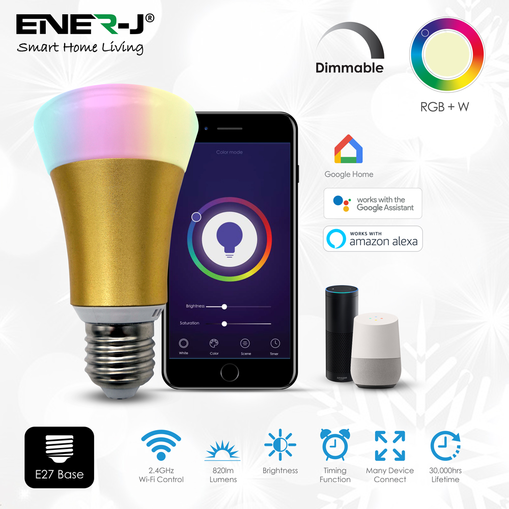 Wifi Smart LED Bulb