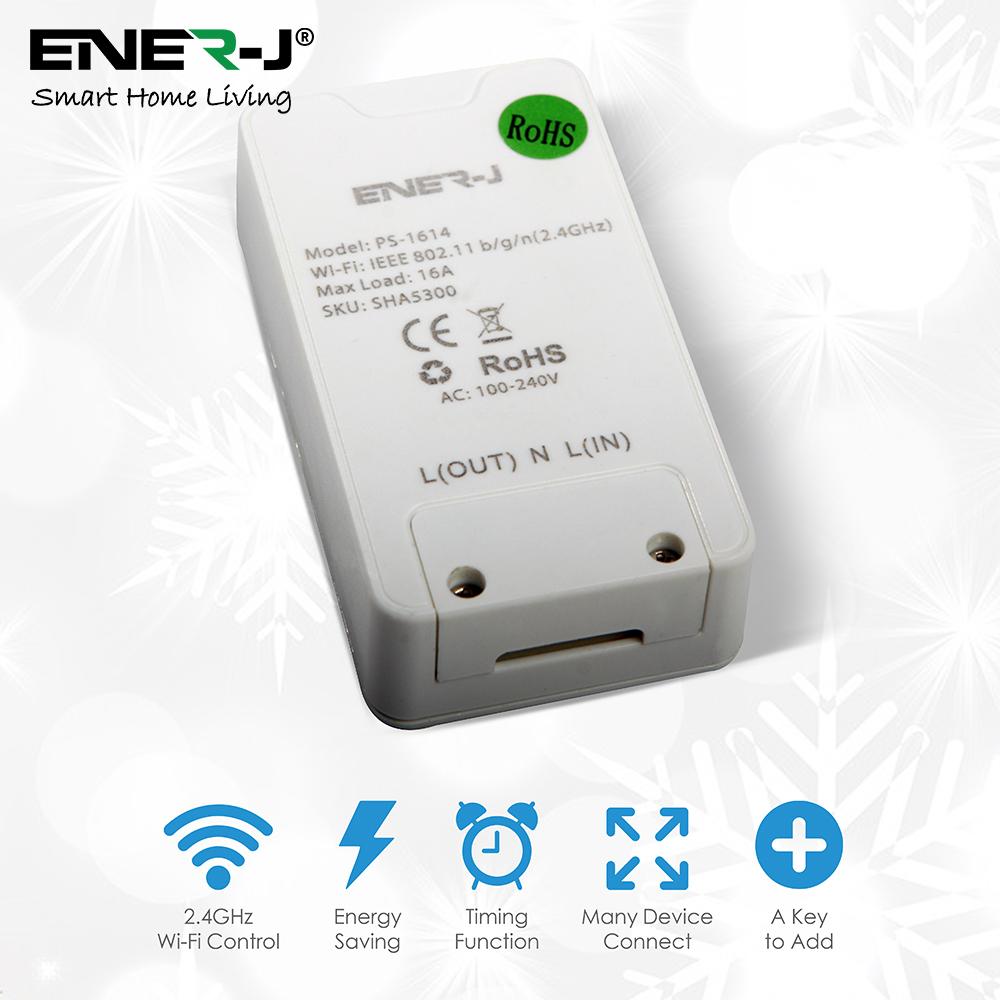 Smart WI-FI In-Line Switch