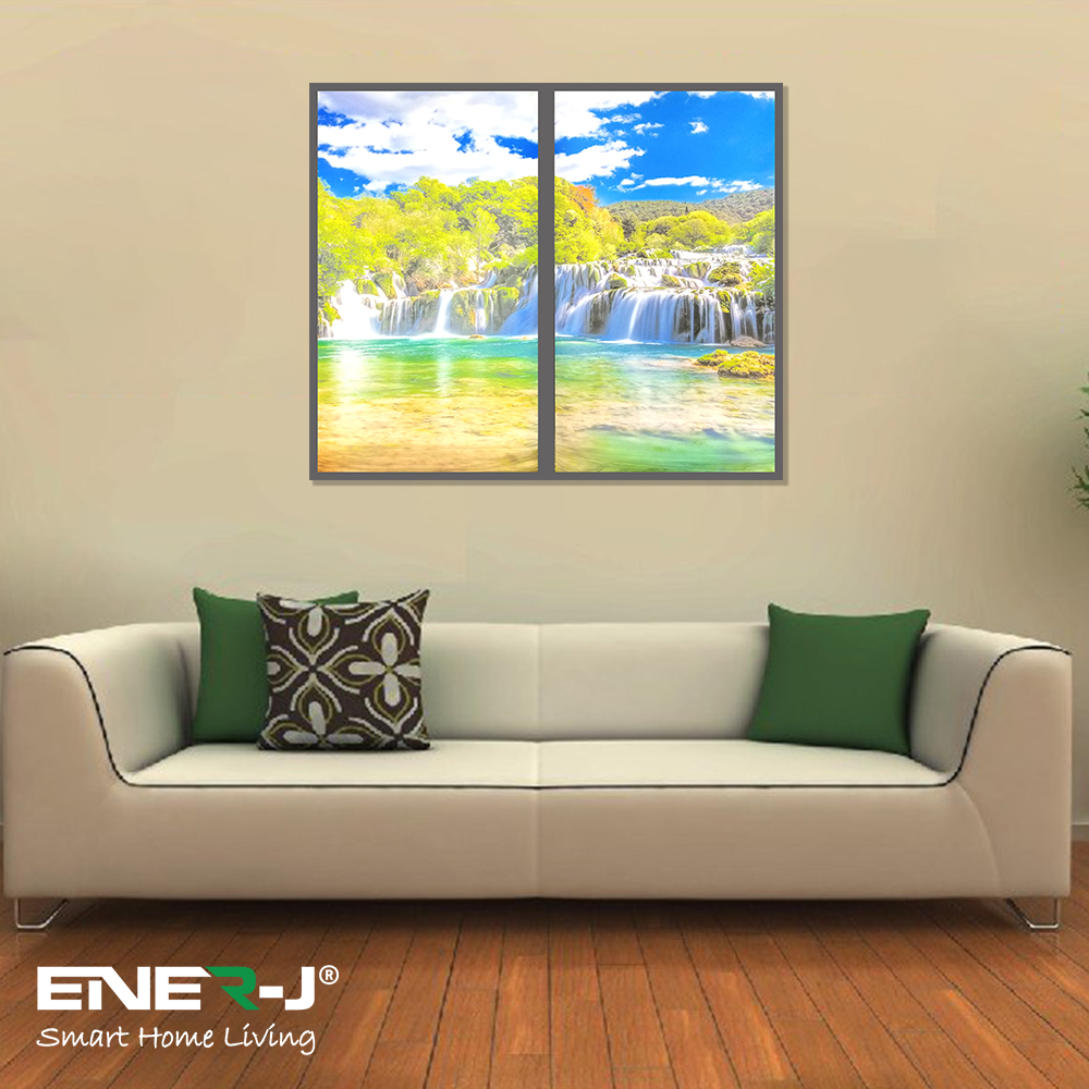 120X60 Landscape Surface Panel - 2D (2 Units)