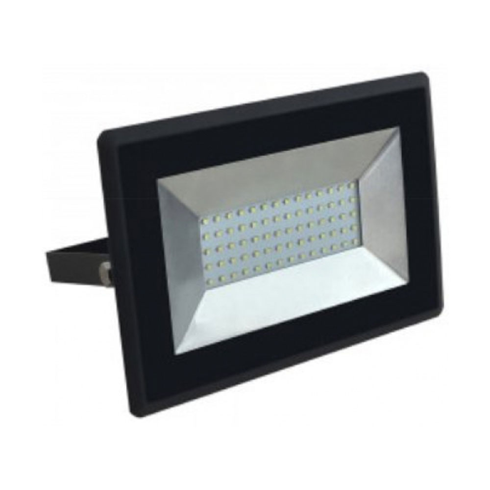 50W Slim LED Floodlight 6000K